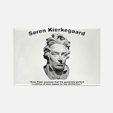 Kierkegaard Gender Rectangle Magnet