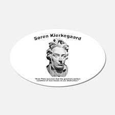 Kierkegaard Gender Wall Decal