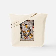 Streeet Art Tote Bag