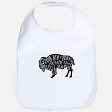 Give Me a Home Buffalo Roam Bib