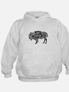 Give Me a Home Buffalo Roam Hoodie