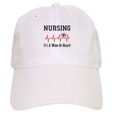 nursing Baseball Baseball Cap