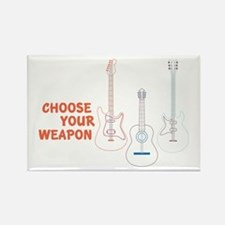 Choose Your Weapon Magnets