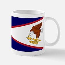American Samoa Flag Mugs