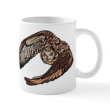Eagle Owl Natural L Mugs