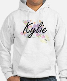 Kylie Artistic Name Design with Hoodie Sweatshirt