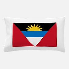 Antigua and Barbuda Flag Pillow Case