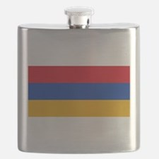 Armenia Flag Flask