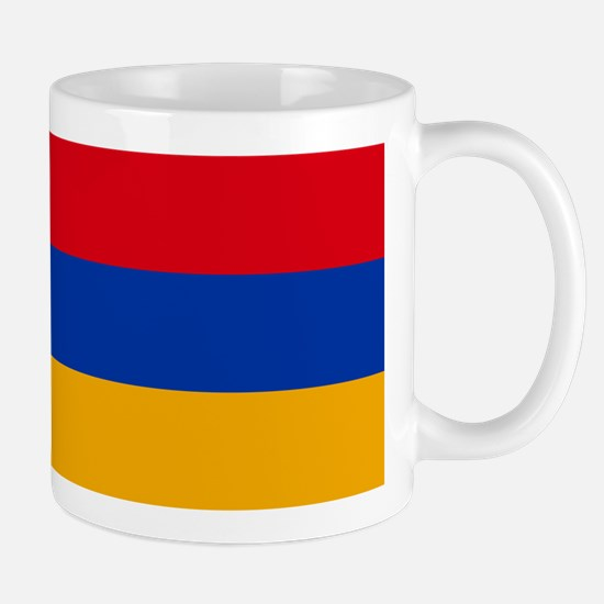 Armenia Flag Mugs