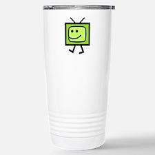 Cute Bloggingheads Travel Mug