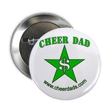 Cheer Dad Buttons (100 pack)
