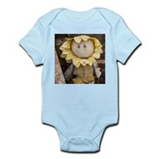 Smiling sunflower Body Suit