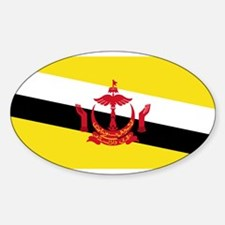 Brunei Flag Decal