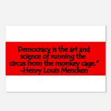 Mencken Quote Postcards (Package of 8)