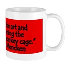 Mencken Quote Mug