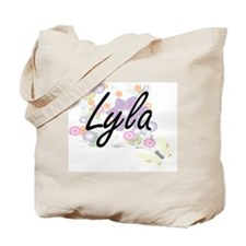 Unique Lyla Tote Bag