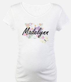 Madelynn Artistic Name Design wi Shirt