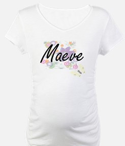 Maeve Artistic Name Design with Shirt