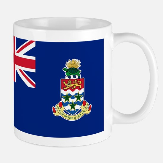 Cayman Islands Flag Mugs