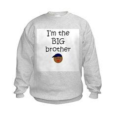 I'm the big brother 3 Sweatshirt