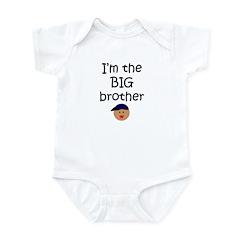 I'm the big brother 2 Infant Creeper