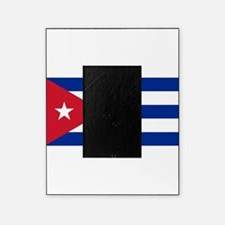 Cuba Flag Picture Frame