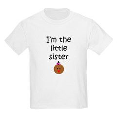 I'm the little sister 3 Kids T-Shirt