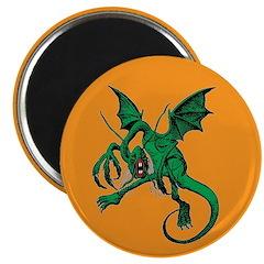 The Halloween monster Magnet