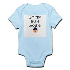I'm the little brother 1 Infant Creeper