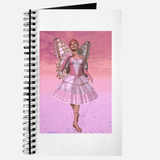 The Pink Fairy Godmother Journal