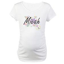 Micah Artistic Name Design with Shirt