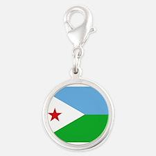 Djibouti Flag Charms