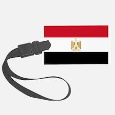Egypt Flag Luggage Tag