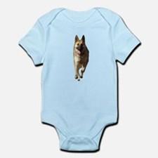 German Shepherd Running Body Suit