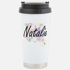 Natalie Artistic Name D Travel Mug
