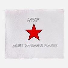 ALL STAR MVP Throw Blanket