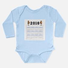 2016 Calendar Body Suit