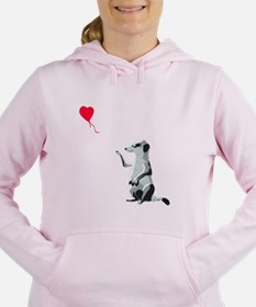 Cute Cute meerkat Women's Hooded Sweatshirt