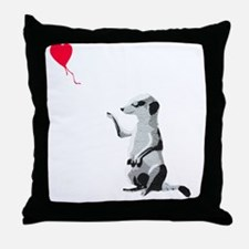 Cute Funny valentine%27s day Throw Pillow