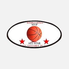 BASKETBALL MVP ALLSTAR Patch