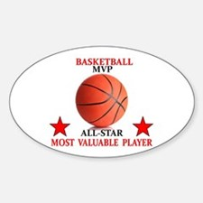 BASKETBALL MVP ALLSTAR Decal