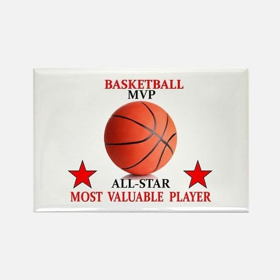BASKETBALL MVP ALLSTAR Magnets