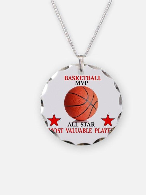 BASKETBALL MVP ALLSTAR Necklace