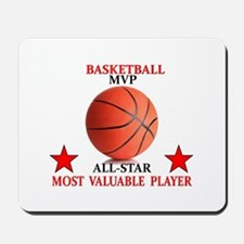 BASKETBALL MVP ALLSTAR Mousepad
