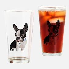 Poser Drinking Glass