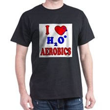 Cute Water aerobics T-Shirt