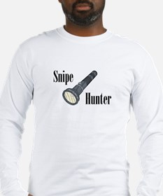 Snipe Hunter Long Sleeve T-Shirt