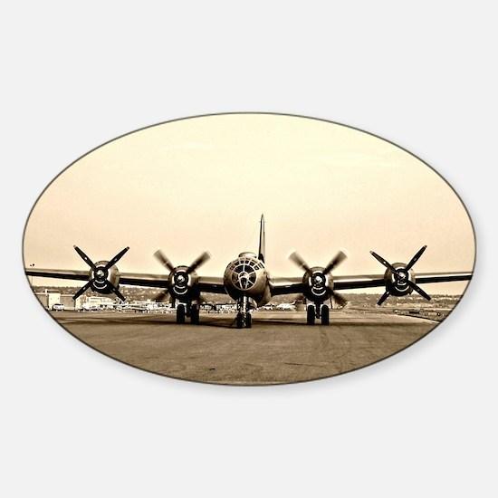 FIFI B-29 Vintage USAF Bomber Decal