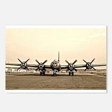 FIFI B-29 Vintage USAF Bomber Postcards (Package o