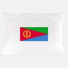 Eritrea Flag Pillow Case